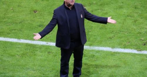 Foot - L1 - Frédéric Antonetti : «À Bastia, je ne reviendrai que si j'ai les pleins pouvoir»