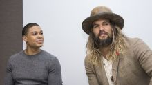 Jason Momoa backs Ray Fisher in Warner Bros row over 'Justice League' misconduct