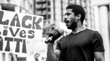 Michael B. Jordan Urges Hollywood to 'Commit to Black Hiring' at #BLM Protest