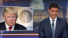 $#*! Storm: Trump Dumped On by Late-Night Hosts for 'Racist' Comment