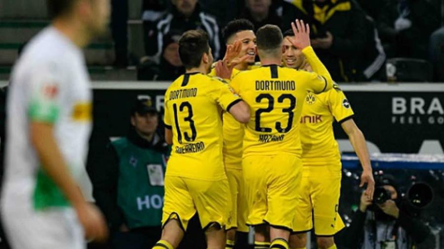Borussia Mönchengladbach x Dortmund: onde assistir e prováveis escalações