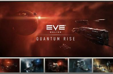 EVE's Quantum Rise on Steam at reduced price, 21-day trial