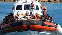 Italy at crisis point as Mediterranean migrant numbers surge nine-fold