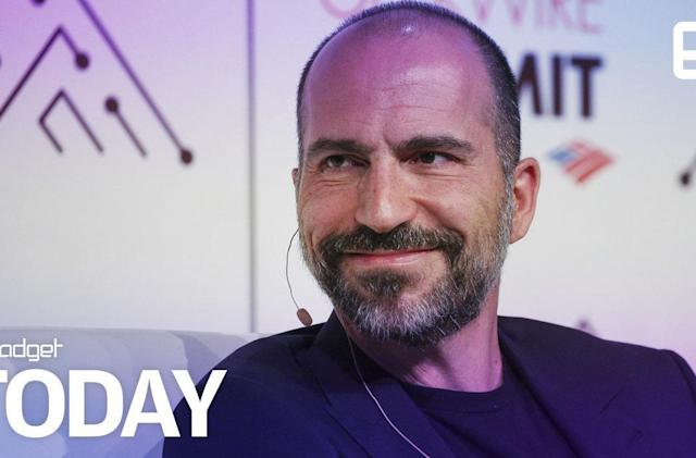Uber picks Expedia chief as its new CEO