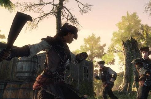 PSN Tuesday: AC 3: Liberation HD, free BioShock Infinite