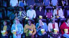 Scientists say that sitting in the cinema counts as 'a light work out'