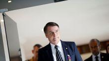 Bolsonaro vows a corruption-free, prosperous, safe Brazil