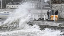 Storm Dennis: Travel chaos on trains, boats and planes continues after heavy rain