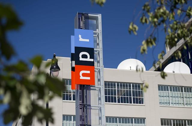 NPR won't push its podcasts or app on the radio