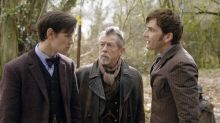 The War Doctor recast for new 'Doctor Who' audio drama