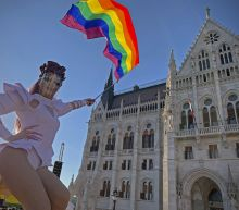 Thousands in Hungary protest anti-LGBT bills on eve of vote