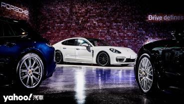 最速亦是錦上添花!2021年式Porsche小改款Panamera正式上市499萬起!