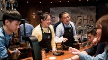 Starbucks Is Losing Its Coffee Lead in China