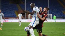 L'Inter stende il Genoa