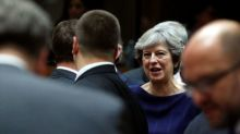 Britain's new concessions are not enough, EU leaders tell May