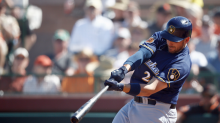 Closing Time: Travis Shaw gets settled in Milwaukee
