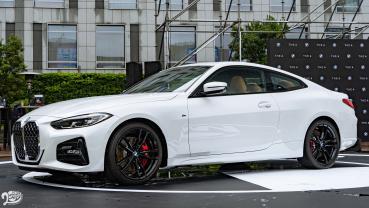 全新 BMW 4系列首見「衝刺功能」,三車型 236 萬起