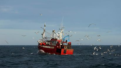 Fishermen enter the eye of a Brexit deal storm