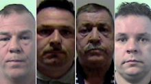 Brutal gang of slavemasters who abused workers for decades jailed for 29 years