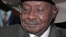 Uganda's Museveni seeks re-election to extend rule to four decades