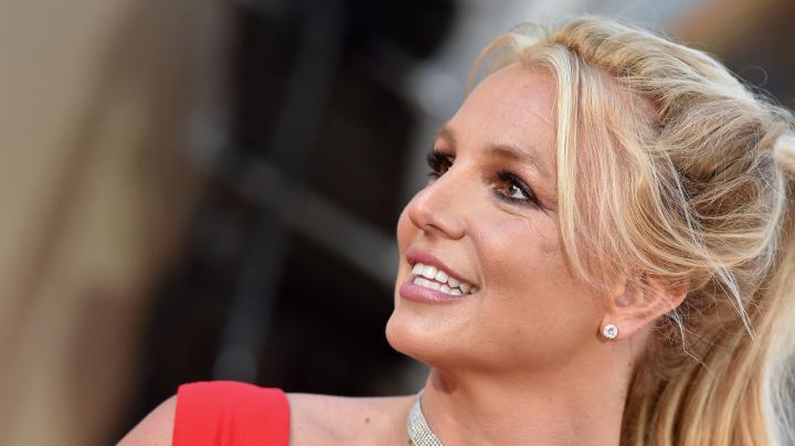 """Britney Spears wird zur kämpferischen """"Pinkney"""" im Leo-Look"""
