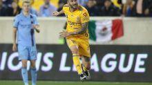 Foot - MEX - Mexique : André-Pierre Gignac marque, les Tigres calent