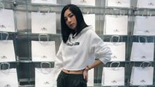 Heidi Li's limited edition clothing line finally out