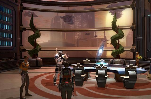 SWTOR announces new Galactic Living stream series