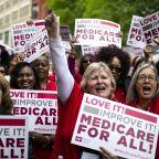 Big Nurses Union Backs Bernie Sanders and His Push for 'Medicare for All'