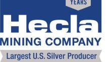 Hecla Announces Q1 2021 Production