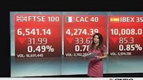 Europe shares open lower on Yellen comments