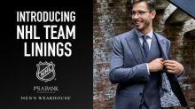 Tailored Brands Partners With the National Hockey League