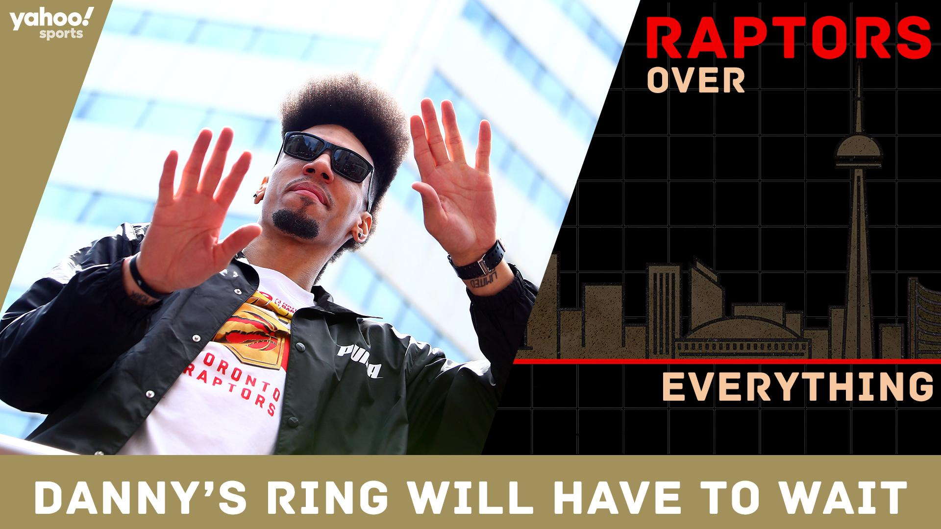 Raptors Over Everything: Danny Green's ring will have to ...