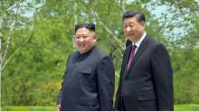China's Xi says intends to deepen relations with North Korea: KCNA