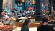 Starbucks makes its debut in Milan, the place that inspired Howard Schultz