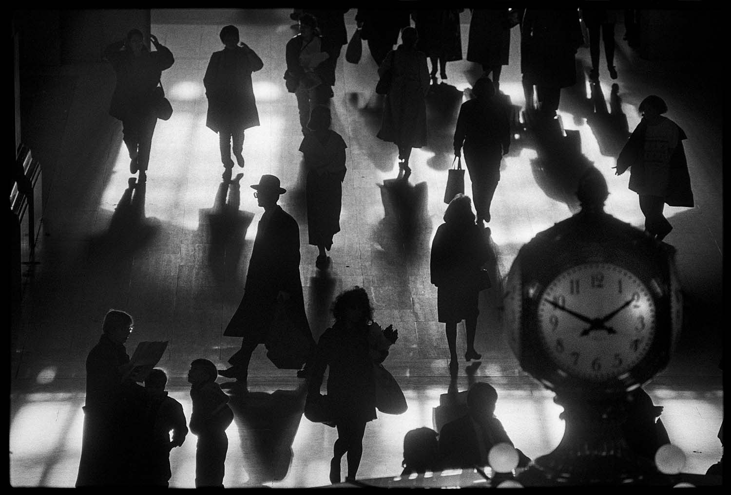 <p>Grand Central Terminal, New York City, 1990. (© Richard Sandler/The Eyes of the City) </p>