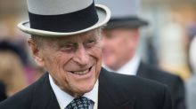'No injuries of concern' for Prince Philip, 97, after car crash