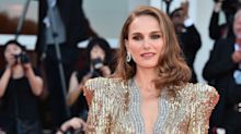 Natalie Portman Got on the Ground on the Red Carpet to Save Her 'Vox Lux' Co-star Raffey Cassidy From a Wardrobe Malfunction