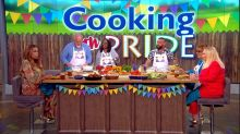 Pride Month cooking with chef Art Smith & 'The Bear-Naked Chef' Adrian De Berardinis