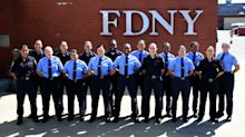 FDNY celebrates having more than 100 female firefighters in its ranks for first time ever: 'This is not a man's job'