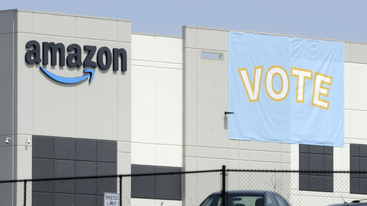 Why workers sided with Amazon instead of the union