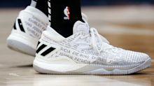 Adidas's basketball shoe business had a stunningly strong quarter