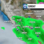 Making plans for Memorial Day Weekend? You may need to bring an umbrella