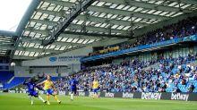 2,500 fans back in Premier League venue for Brighton-Chelsea