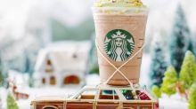 Starbucks releases Christmas tree frappucino to take your basic Instagrams to the next level