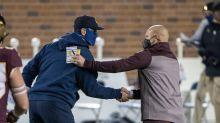 Big Ten winners, losers: Michigan football's Jim Harbaugh good, MSU's Mel Tucker not