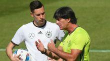 Joachim Löw conseille à Julian Draxler de quitter le PSG