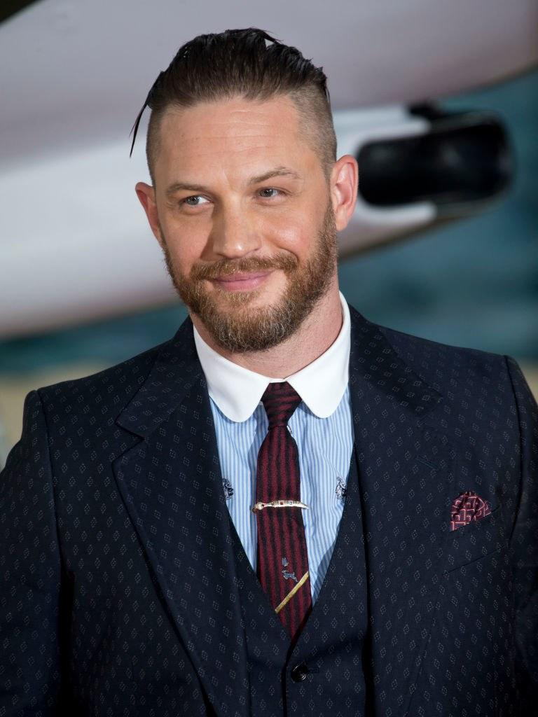 tom hardy is not retiring from acting yet but he is tired of it