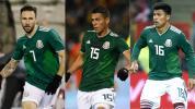 La defensa de la Selección mexicana para el Mundial 2018: el problema empieza por el lateral izquierdo
