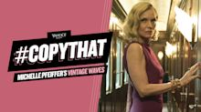 There's no mystery here: How to get Michelle Pfeiffer's 'Orient Express' vintage waves